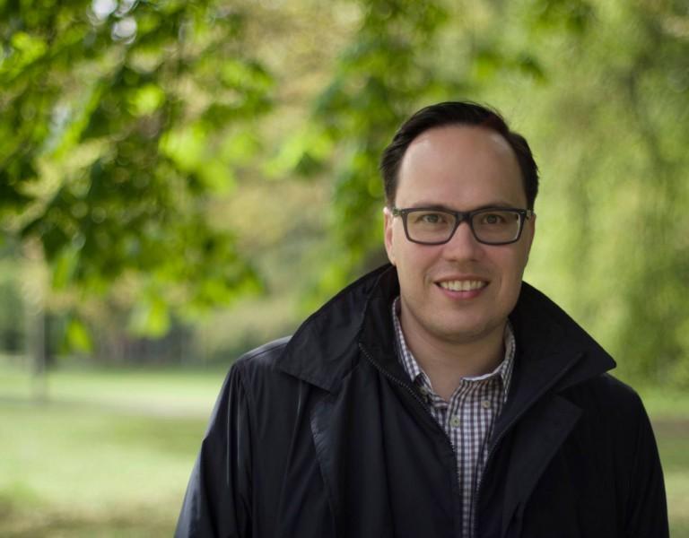 SPD-Medienpolitiker Dirk Panter aus Leipzig