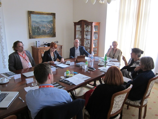 Film Fund Heads Meeting at Karlovy-Vary (copyright AVF)